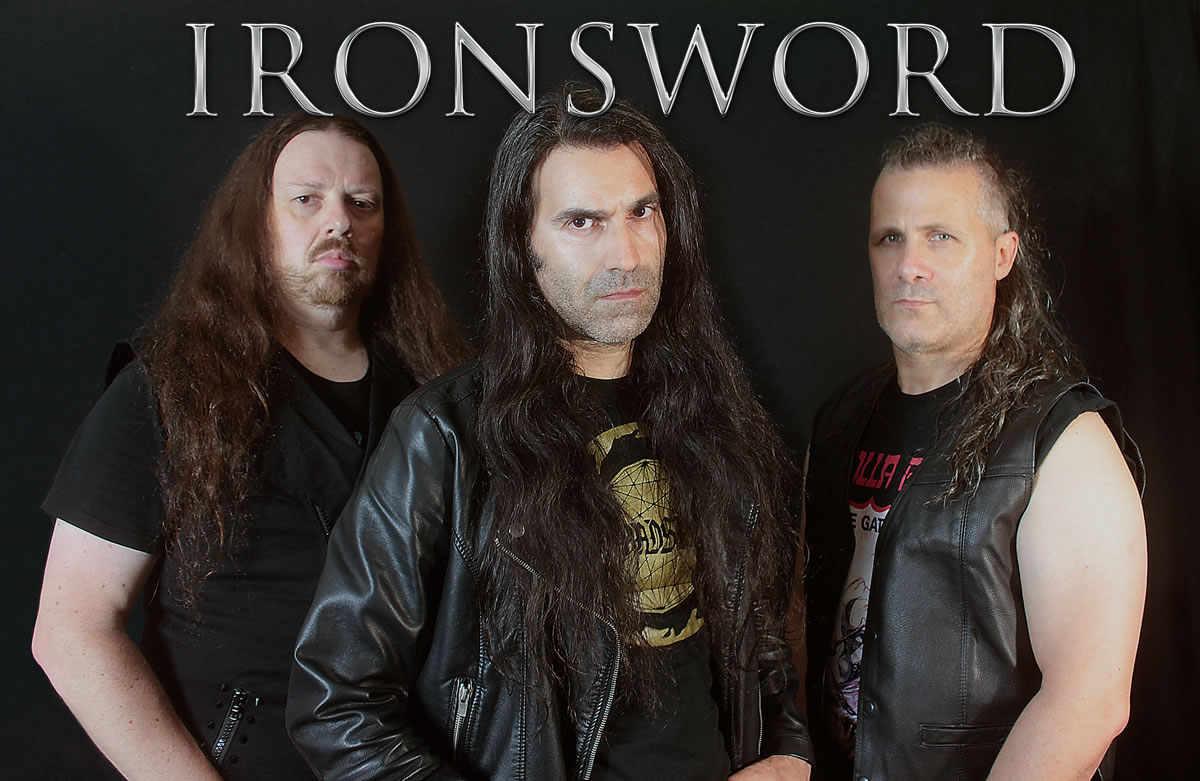 Ironsword - Band Photo