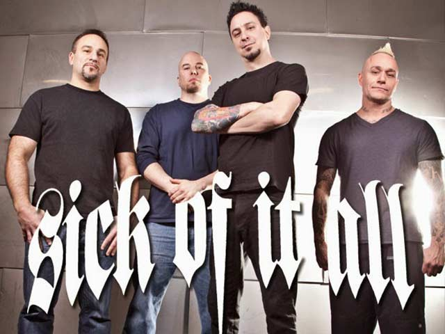 Sick Of It All - Photo (2016)