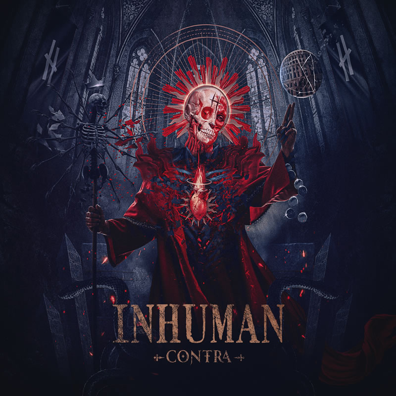 "Inhuman ""Contra"" Cover"