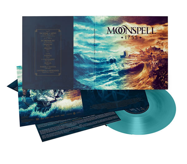 "Moonspell ""1755"" LP Mock"