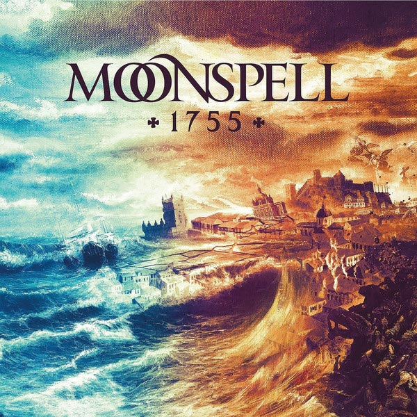 "Moonspell ""1755"" LP Cover"